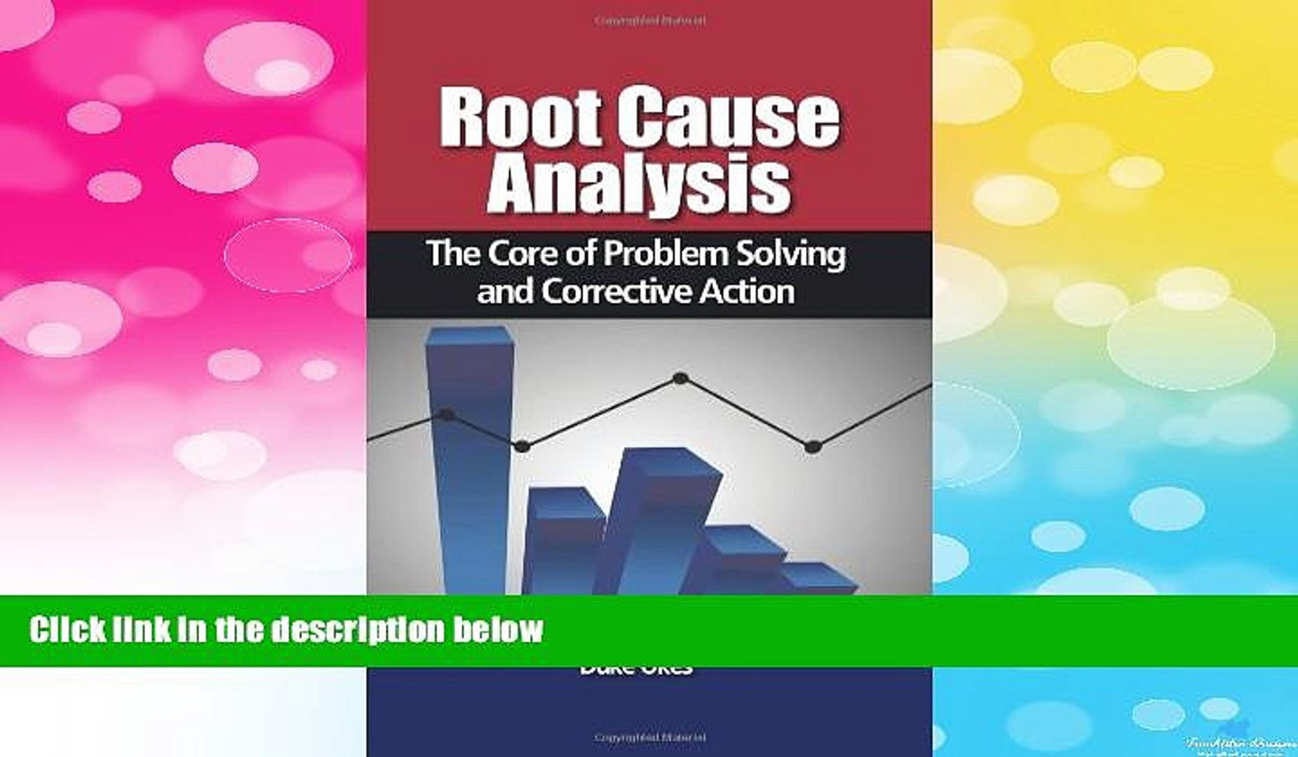Ok. So what is root cause analysis?
