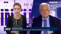 Face-off  Negar Mortazavi and Christian Malard on Frances burkini ban