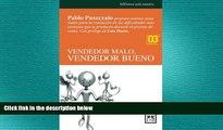 FREE PDF  Vendedor malo, vendedor bueno (Accion Empresarial) (Spanish Edition)  BOOK ONLINE