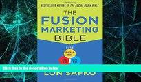 Big Deals  The Fusion Marketing Bible: Fuse Traditional Media, Social Media,   Digital Media to