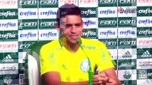 Jean diz que Palmeiras tem condições de ser campeão do Brasileiro e da Copa do Brasil