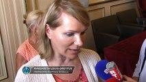 OM - Margarita Louis-Dreyfus : ''En confiance pour l'avenir du club''