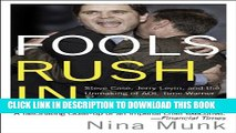[PDF] Fools Rush In: Steve Case, Jerry Levin, and the Unmaking of AOL Time Warner Popular Online