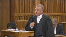 Afrique du sud, Rejet de la requête du parquet de remise de peine pour Pistorius
