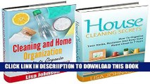 [New] CLEANING AND HOME ORGANIZATION BOX-SET#7: Cleaning And Home Organization + House Cleaning
