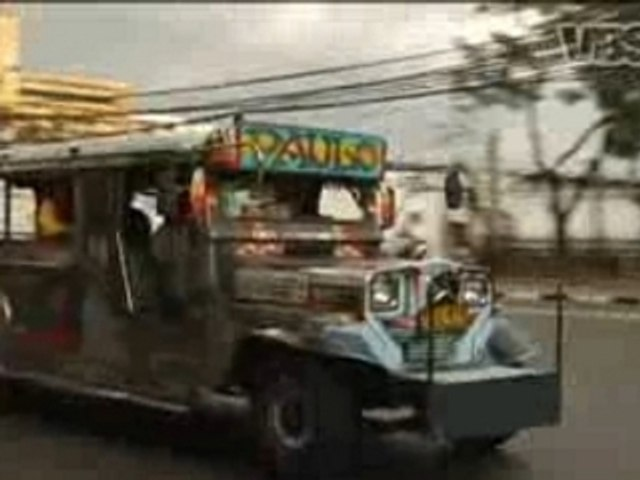 The Vice Guide to Travel - Philippines Jeepneys