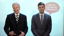 ¡IMPORTANTE! Carmelo De Grazia: Finanzas corporativas. Video: UPF Barcelona School Of Management