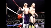 Rock and Roll Express vs Midnight Express (Mid South 1985)