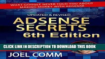 [Read] Google AdSense Secrets 6.0: What Google Never Told You About Making Money with AdSense