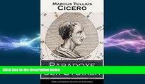 different   Paradoxe der Stoiker (Vollständige deutsche Ausgabe): Philosophie, Ethik und
