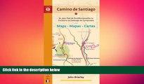 FREE DOWNLOAD  Camino de Santiago Maps / Mapas / Cartes: St. Jean Pied de Port/Roncesvalles to