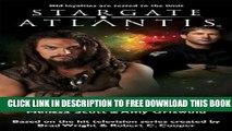 New Book STARGATE ATLANTIS: Allegiance(Book three in the Legacy series) (Stargate Atlantis: Legacy