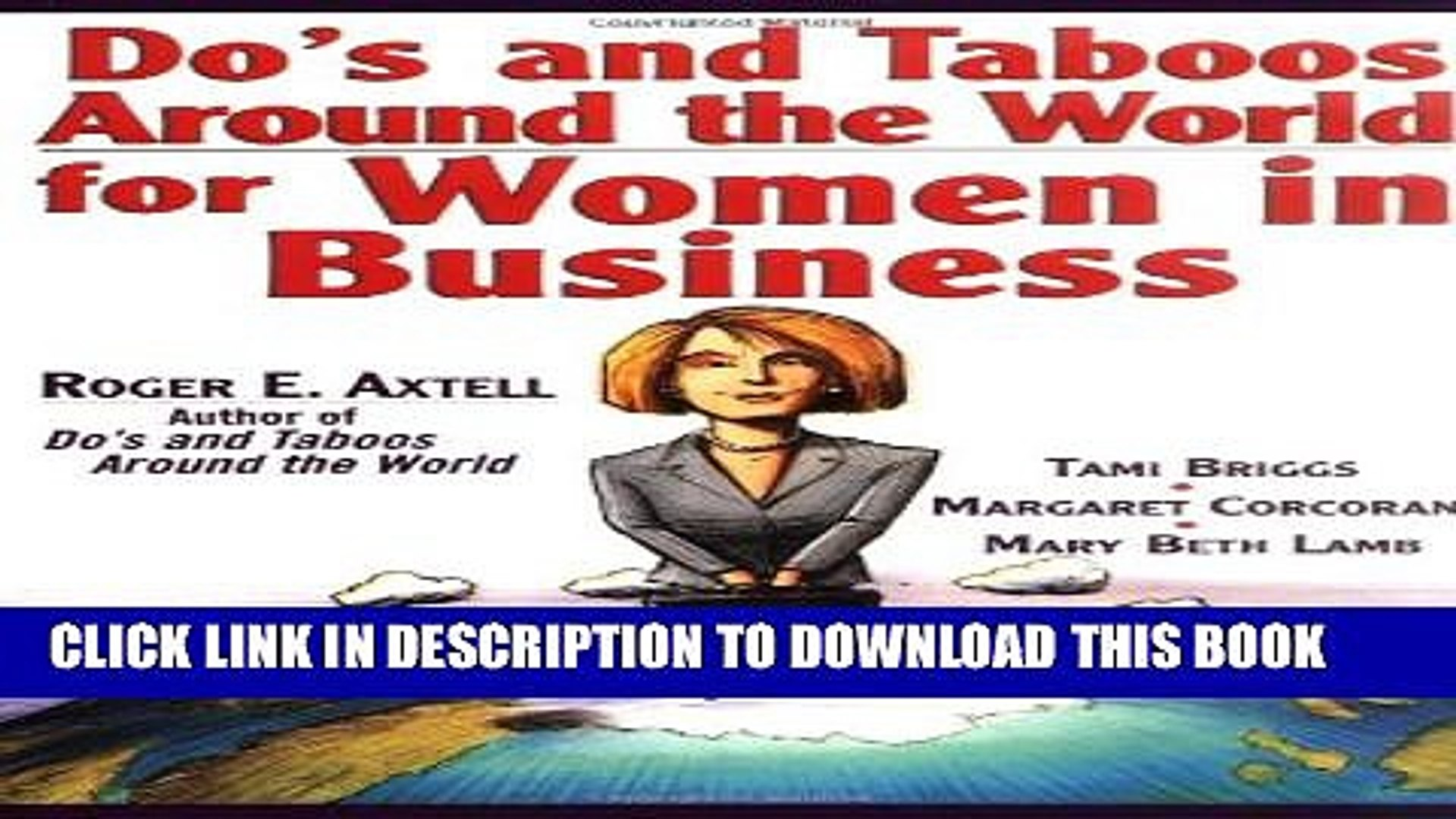 [Read] Do s and Taboos Around the World for Women in Business Popular Online