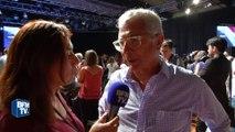 """Valls:""""Marianne a le sein nu, elle n'est pas voilée parce qu'elle est libre"""""""