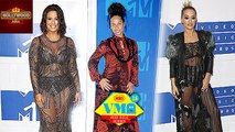Worst Dressed Wore During Video Music Awards | MTV VMAs 2016 | Hollywood Asia