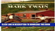 Collection Book The Complete Short Stories of Mark Twain