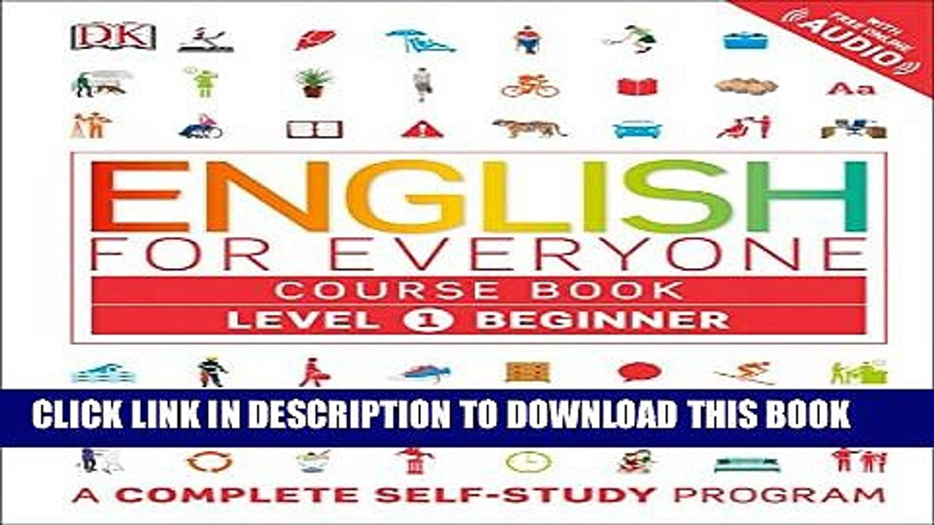 [PDF] English for Everyone: Level 1: Beginner, Course Book (Library  Edition) Full Online