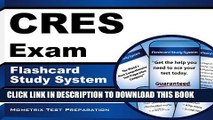 New Book CRES Exam Flashcard Study System: CRES Test Practice Questions   Review for the Certified