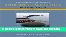 [PDF] Study Guide to Accompany Intermediate Accounting: Volume 2 Full Online