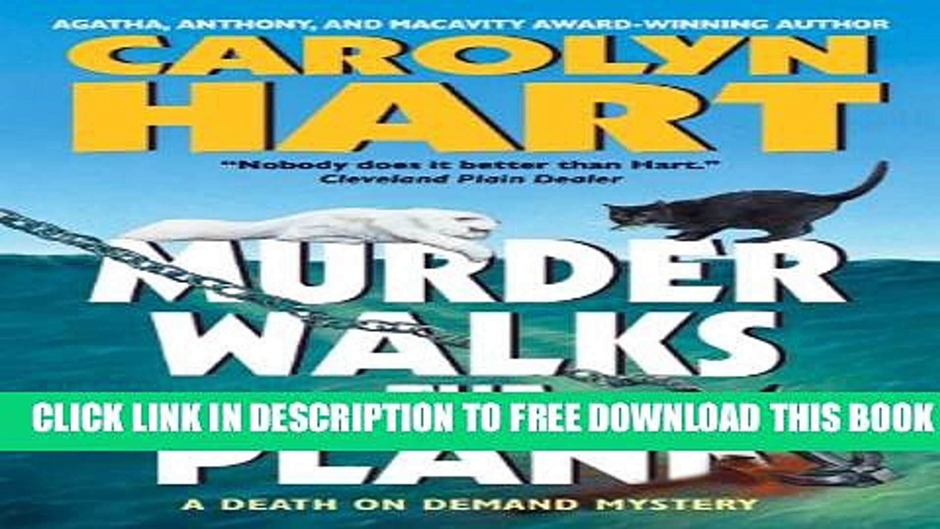 Collection Book Murder Walks the Plank (Death on Demand Mysteries, No. 15): A Death on Demand