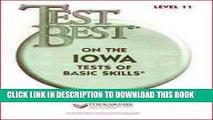 Collection Book Test Best ITBS: Test Workbook Grade 5 (Level 11)