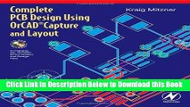 New Book Complete PCB Design Using OrCad Capture and Layout