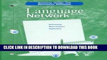 New Book McDougal Littell Language Network: Grammar, Usage, and Mechanics Workbook Grade 08