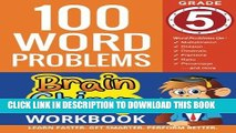 Collection Book 100 Word Problems : Grade 5 Math Workbook