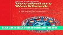 New Book Scott Foresman Vocabulary Workbook Social Studies: The United States