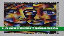 [PDF] Bundle: Psychology Applied to Modern Life: Adjustment in the 21st Century, 11th +