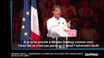 """Manuel Valls : """"Marianne a le sein nu, elle n'est pas voilée parce qu'elle est libre"""""""