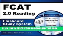New Book FCAT 2.0 Reading Flashcard Study System: FCAT Test Practice Questions   Exam Review for