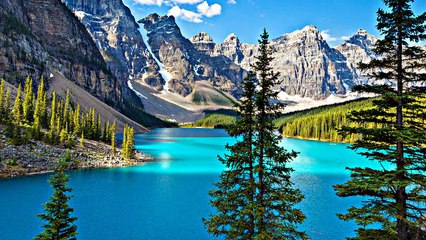 Moraine Lake Resource Learn About Share And Discuss
