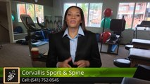 Corvallis Sport and Spine Physical Therapy Corvallis Remarkable Five Star Review by Courtney C.