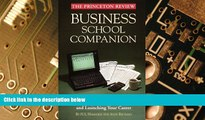 Big Deals  Princeton Review: Business School Companion (Princeton Review Series)  Free Full Read