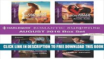 [PDF] Harlequin Romantic Suspense August 2016 Box Set: The Pregnant Colton BrideBeauty and the