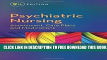 New Book Psychiatric Nursing: Assessment, Care Plans, and Medications