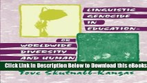 PDF] Linguistic Genocide in Education--or Worldwide