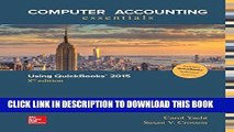[PDF] Computer Accounting Essentials Using QuickBooks 2015 QuickBooks Software Full Collection