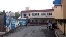 Okmeydanı Hastanesi'nde Çöken İstinat Duvarına İş Makineli Önlem