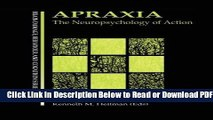 [Get] Apraxia: The Neuropsychology of Action Free New