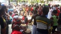 Groupe de danse et musique Orishas Stage Salsa à Cuba été 2016