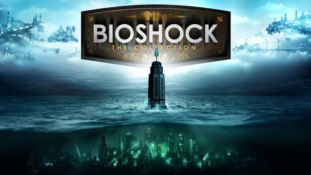 BioShock: The Collection - Official Remastered Comparison Trailer (2016) Xbox One