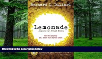 Big Deals  Lemonade: Inspired By Actual Events  Best Seller Books Best Seller