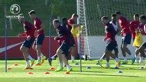 Sam Allardyce's first England training session (Rooney/Kane/Sturridge/Lallana) | Inside Training 30.08.2016