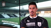 Interview de Baghdad Bounedjah
