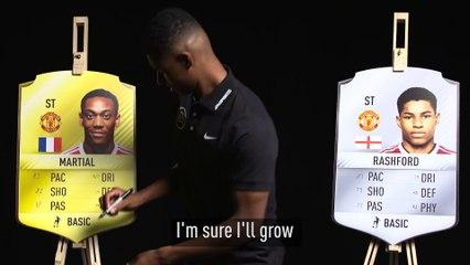 Les joueurs essaient de deviner leur note sur FIFA 17 de FIFA 17