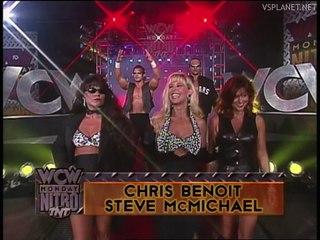 Sting and Lex Luger vs 4 Horsemen, WCW Monday Nitro 26.08.1996