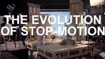 L'évolution du stop-motion depuis sa création jusqu'à au jourd'hui