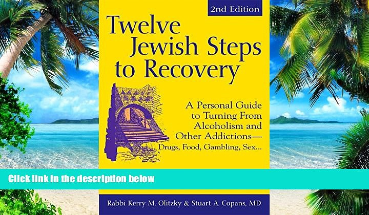 Big Deals  Twelve Jewish Steps to Recovery 2/E: A Personal Guide to Turning From Alcoholism and